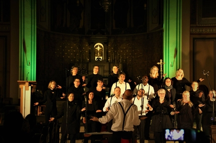 Potsdam Gospel Choir 2016
