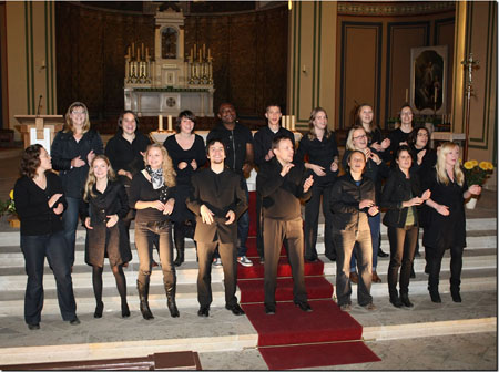 Potsdam Gospel Choir 2012